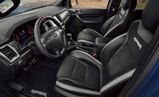 Ford Ranger Raptor 2019 - interior