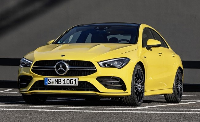 Mercedes-AMG CLA 35 4MATIC 2019