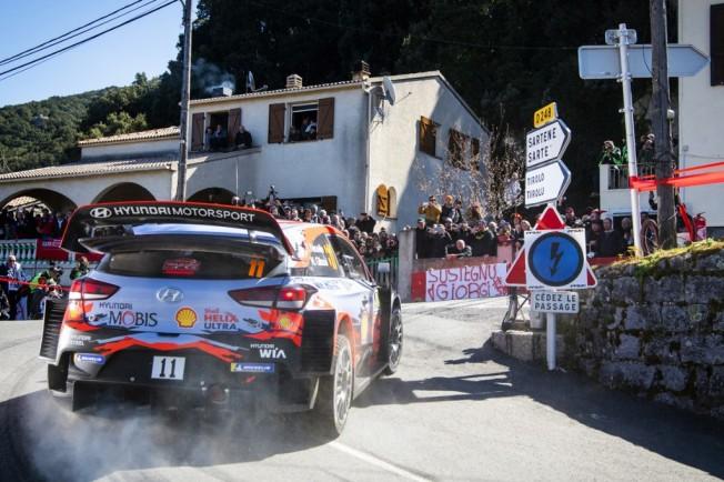 Calendario Rally Wrc 2020.Ocho Citas Europeas Para Un Wrc 2020 Con Catorce Rallies