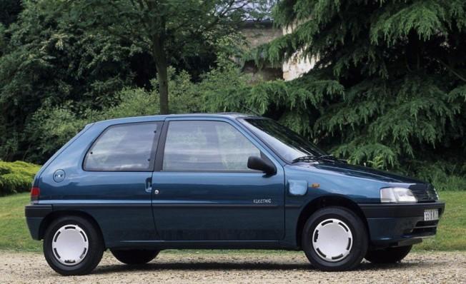 Peugeot 106 Eléctrico
