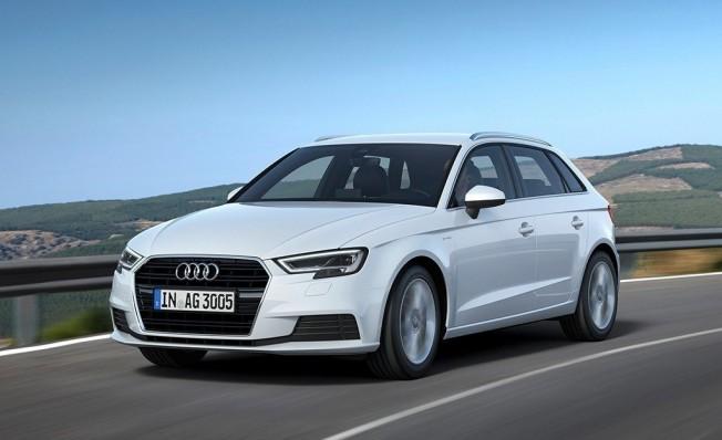 Audi A3 Sportback g-tron 2019
