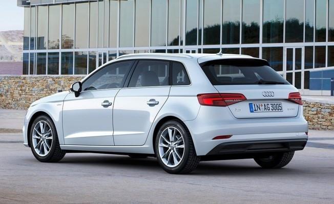 Audi A3 Sportback g-tron 2019 - posterior
