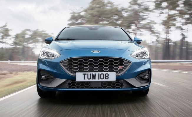 Ford Focus ST 2019 - frontal