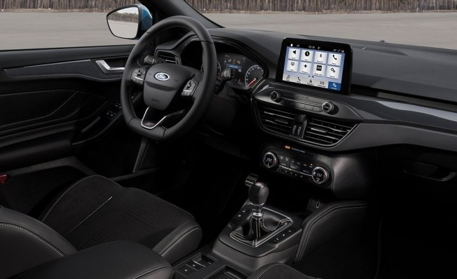 Ford Focus ST 2019 - interior