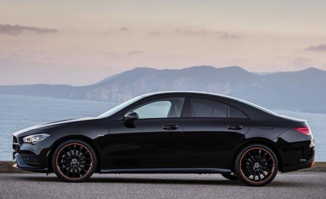 Mercedes CLA Coupé 2019 - lateral