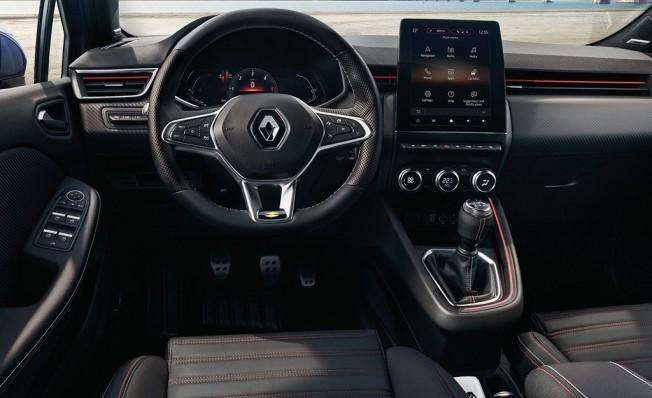 Renault Clio 2019 - interior
