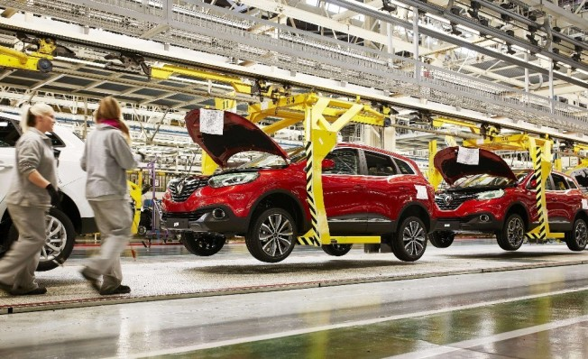 Producción de vehículos en España - Marzo 2019