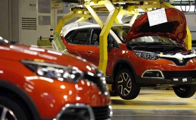 Producción de Renault Captur en España