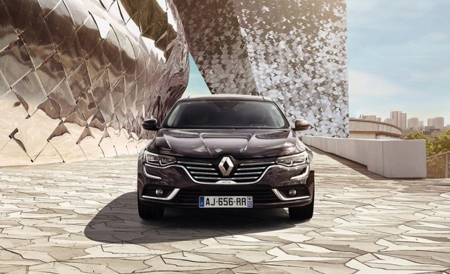 Renault Talismán - frontal