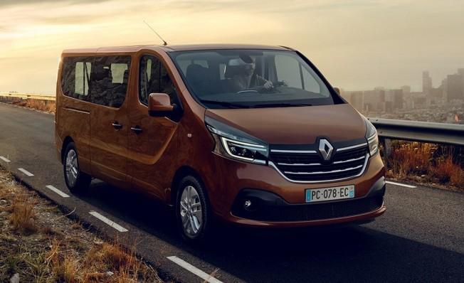 Renault Trafic 2019 Una Renovacion Que Trae Consigo La