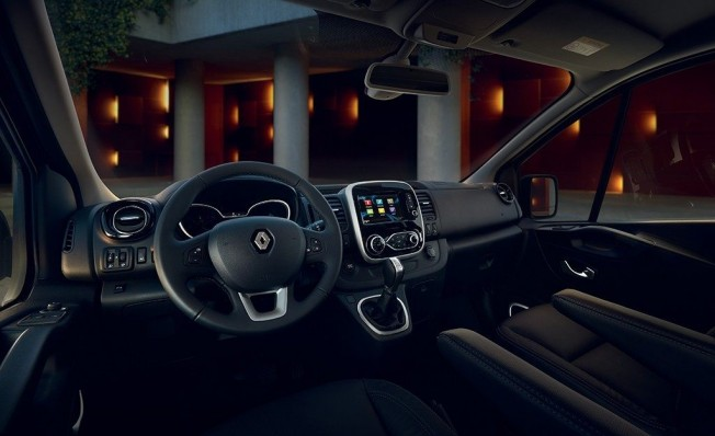 Renault Trafic 2019 - interior