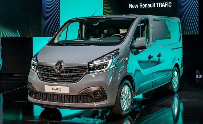 Renault Trafic Furgón 2019