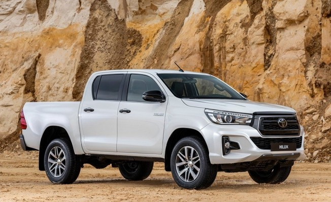 Toyota Hilux Special Edition 2019