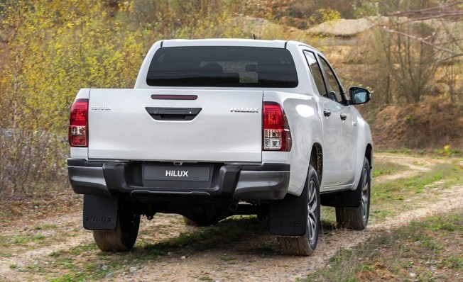 Toyota Hilux Special Edition 2019 - posterior