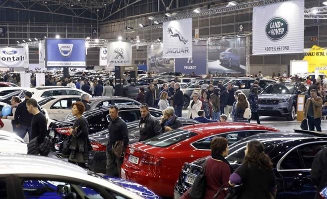 Ventas de coches de ocasión en España en marzo de 2019