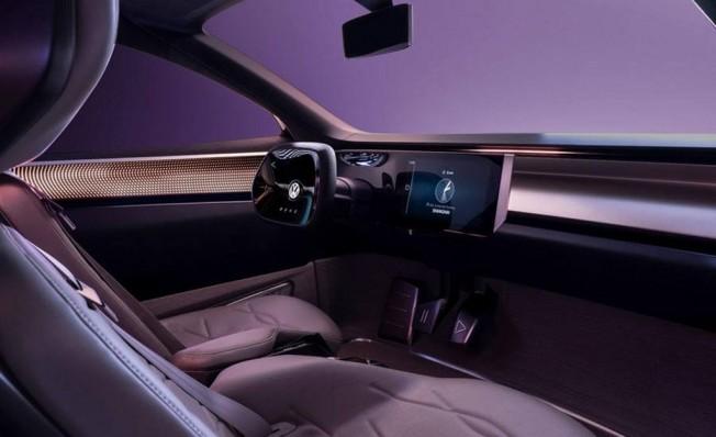 Volkswagen ID. Roomzz Concept - interior