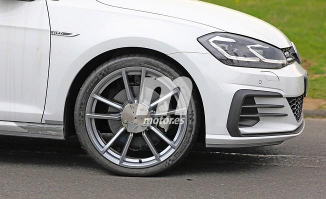 Volkswagen prueba un filtro antipartículas para los frenos