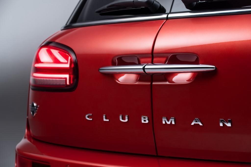 MINI Clubman Facelift (2019) 9