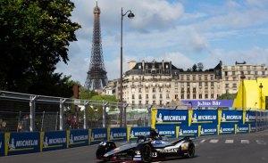 """Nissan sale """"muy frustrado"""" de un ePrix de París nefasto"""