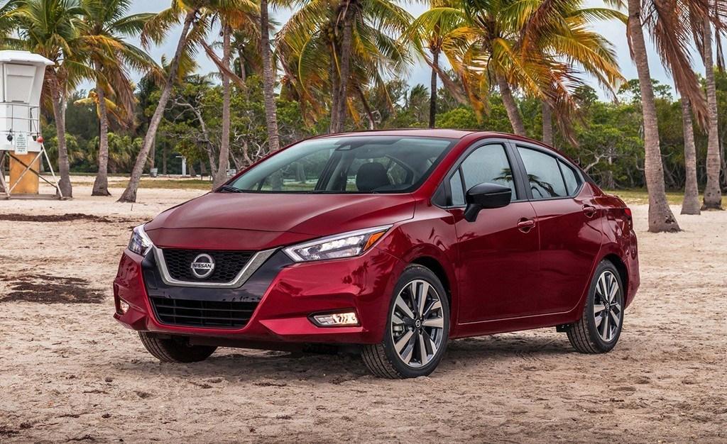 Nissan Versa 2020, nueva imagen y más dotación tecnológica