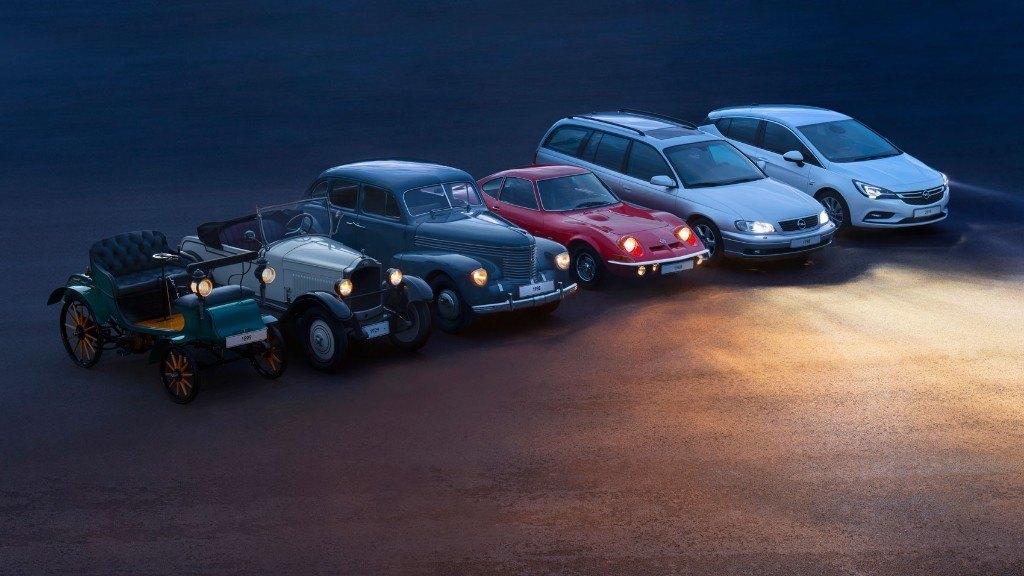 Opel celebra sus 120 años ofreciendo tecnología útil para todos