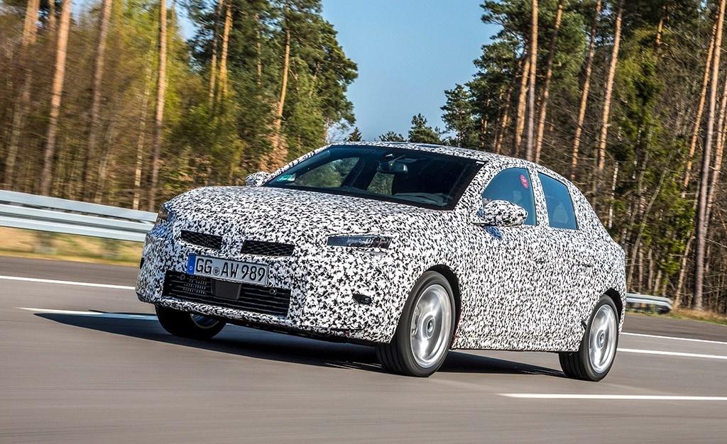 Opel Corsa 2020, así ha sido parte del desarrollo de la nueva generación