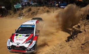Ott Tänak dirige la ofensiva de Toyota en Argentina