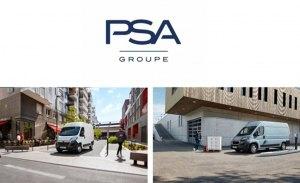 Más furgonetas eléctricas, el Citroën Jumper y el Peugeot Boxer se electrifican