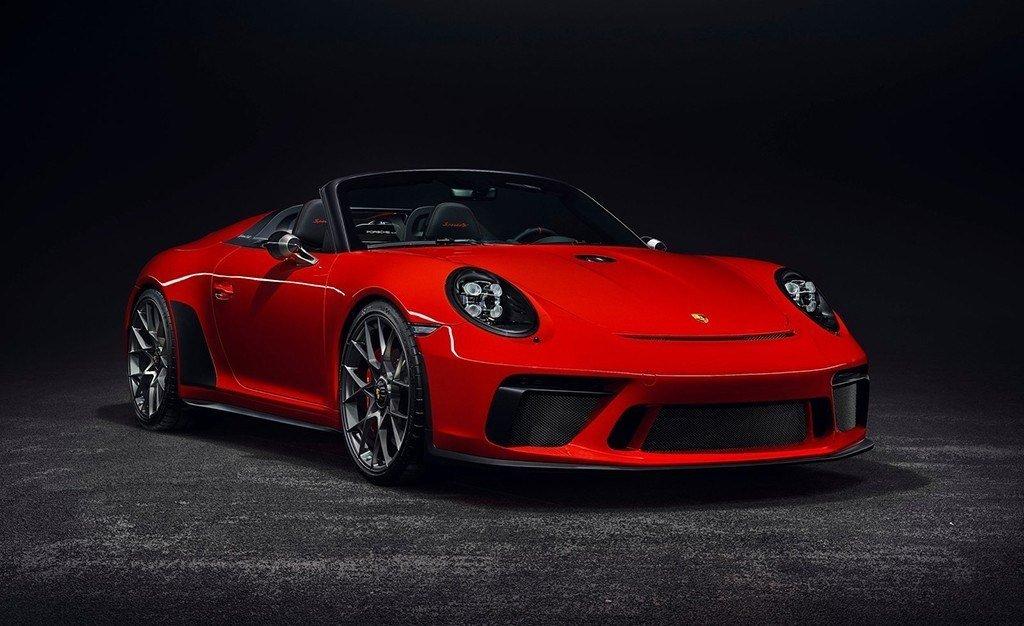 Un informe asegura que el Porsche 911 Speedster será presentado en Nueva York