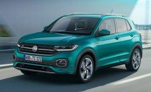 El nuevo Volkswagen T-Cross ya está disponible con motor diésel