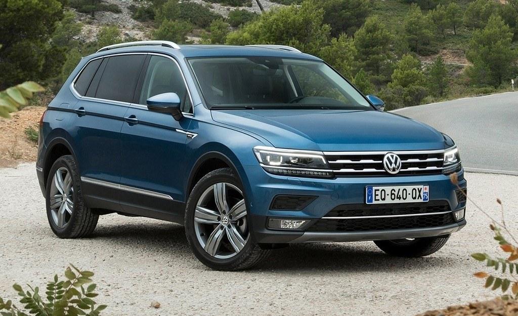El Volkswagen Tiguan Allspace estrena nueva versión para el acabado Sport