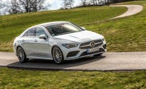 Prueba Mercedes CLA Coupé 2019, un Clase A mucho más maduro (Con vídeo)