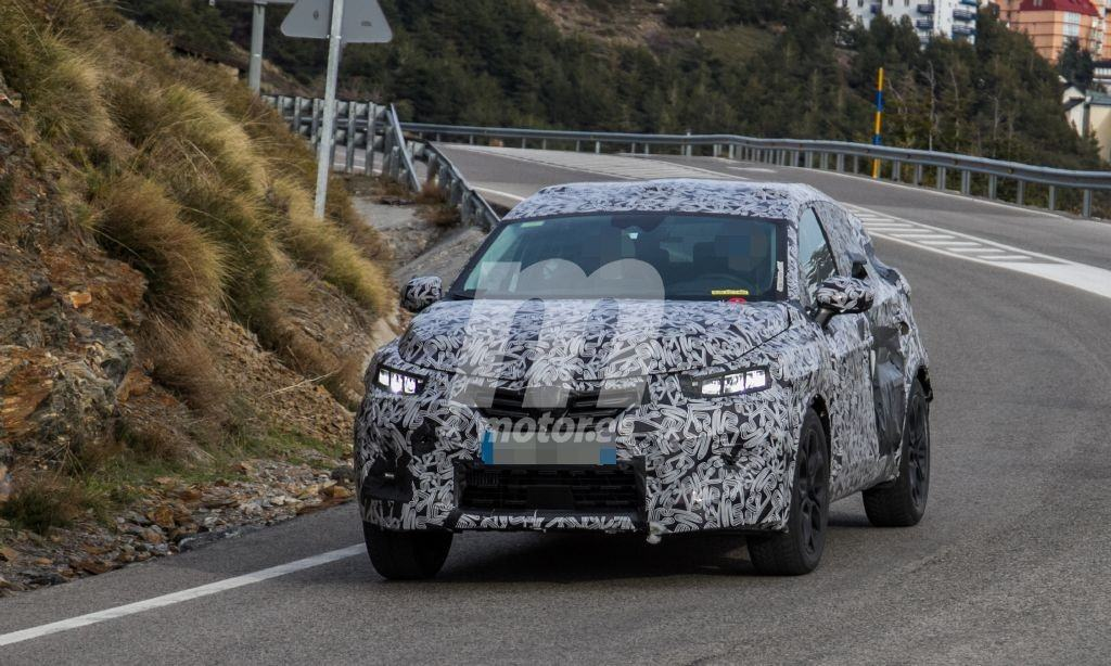 El nuevo Renault Captur 2020 nos muestra sus nuevas ópticas