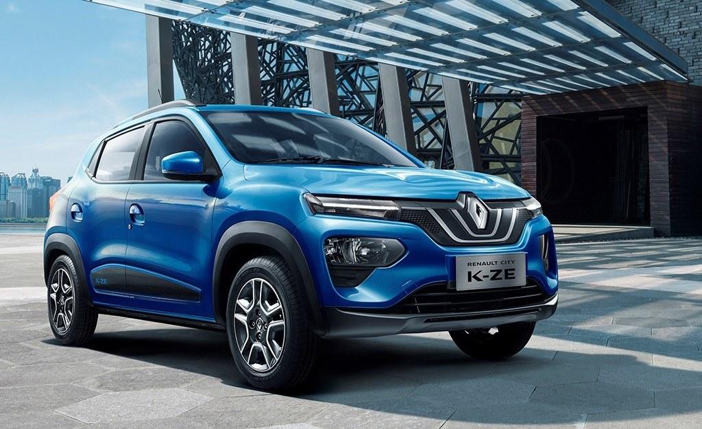 Renault City K-ZE, un coche eléctrico creado por y para China