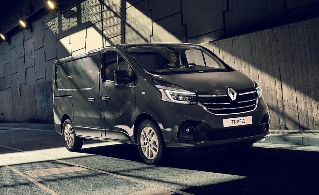 Renault Trafic Furgón 2019, renovación necesaria para la furgoneta urbana
