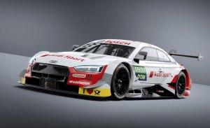 René Rast ya conoce su nuevo Audi RS 5 DTM turbo