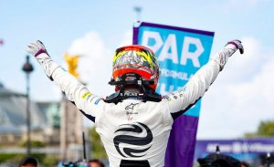 Robin Frijns abandona París como líder de la Fórmula E