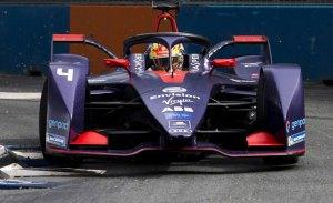 Robin Frijns gana el caótico y accidentado ePrix de París