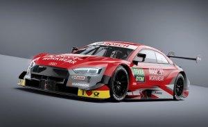 Rojo pasión para el Audi RS 5 DTM turbo de Loïc Duval