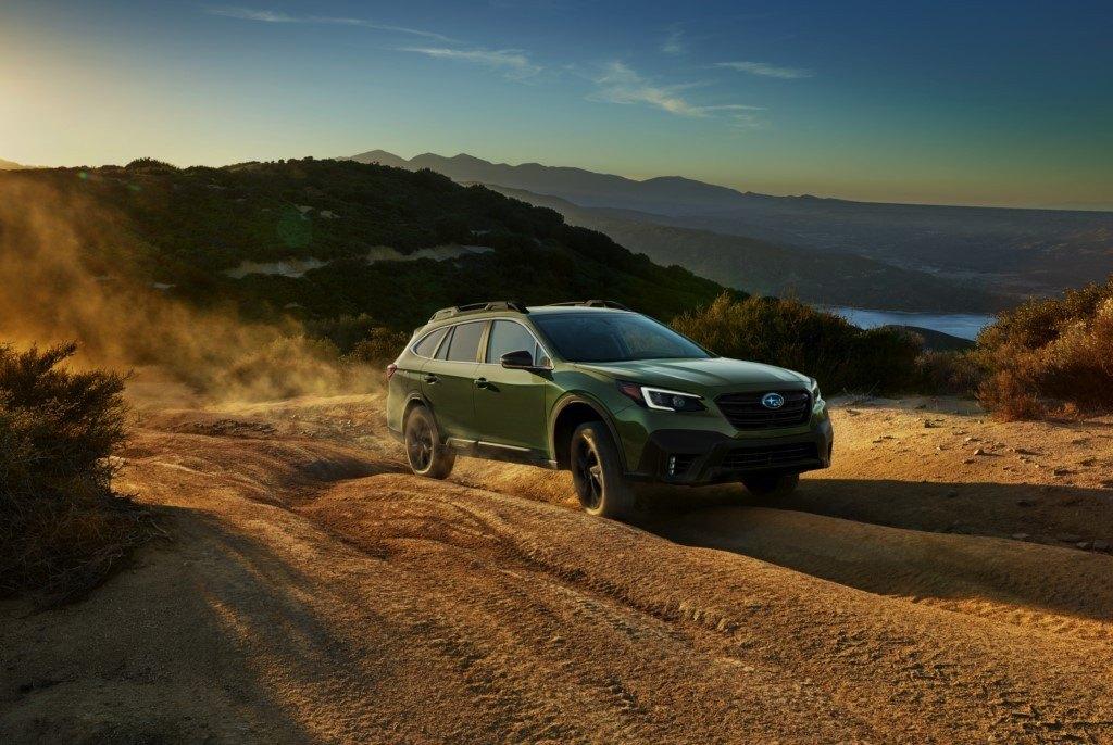 La sexta generación del Subaru Outback se estrena en el Salón de Nueva York