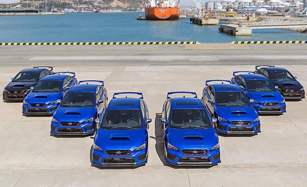 Subaru WRX STI Final Edition, diciendo adiós a un icono automovilístico