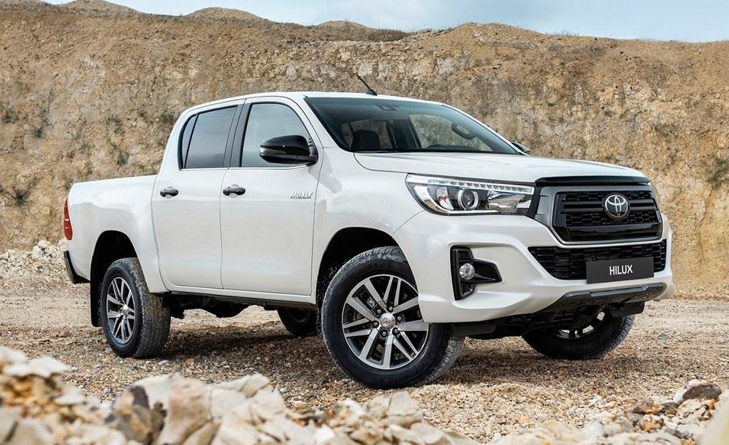 Toyota Hilux Special Edition 2019, acabados específicos hechos a medida