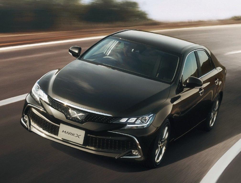 El Toyota Mark X se despide con la versión Final Edition en Japón