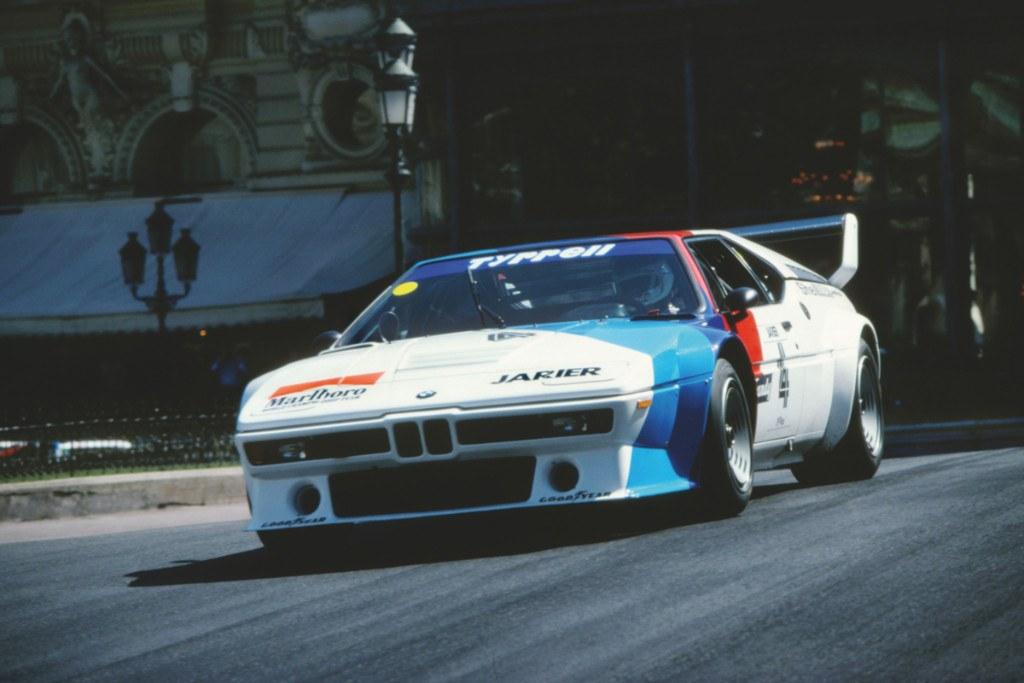 Viaje al pasado del DTM con el BMW M1 Procar en Norisring