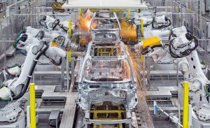 El Volvo XC40 ya está siendo producido en China