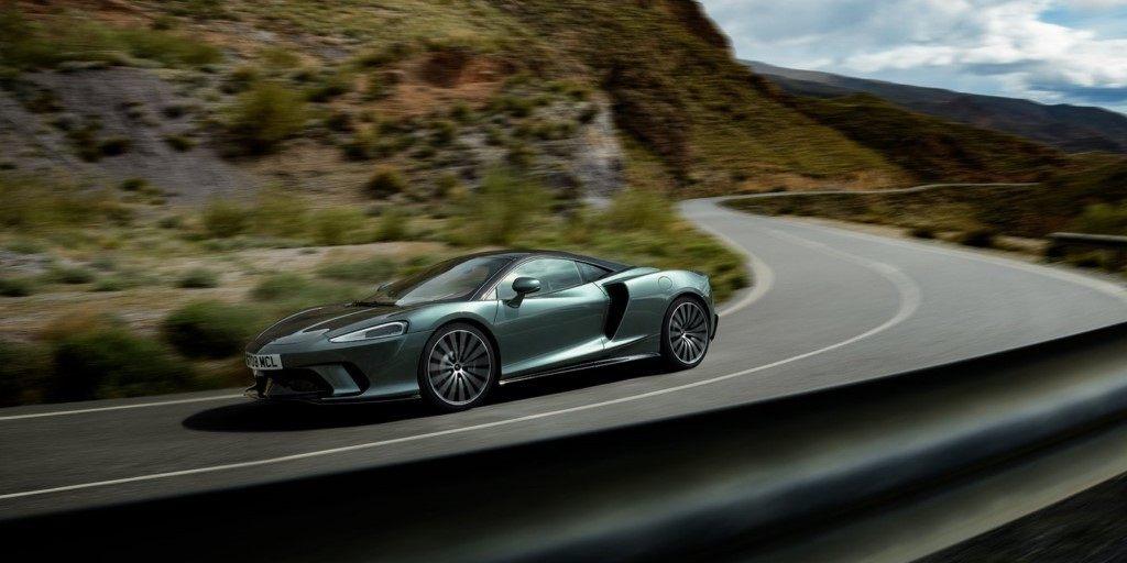 El nuevo McLaren Grand Touring ya está disponible en configurador