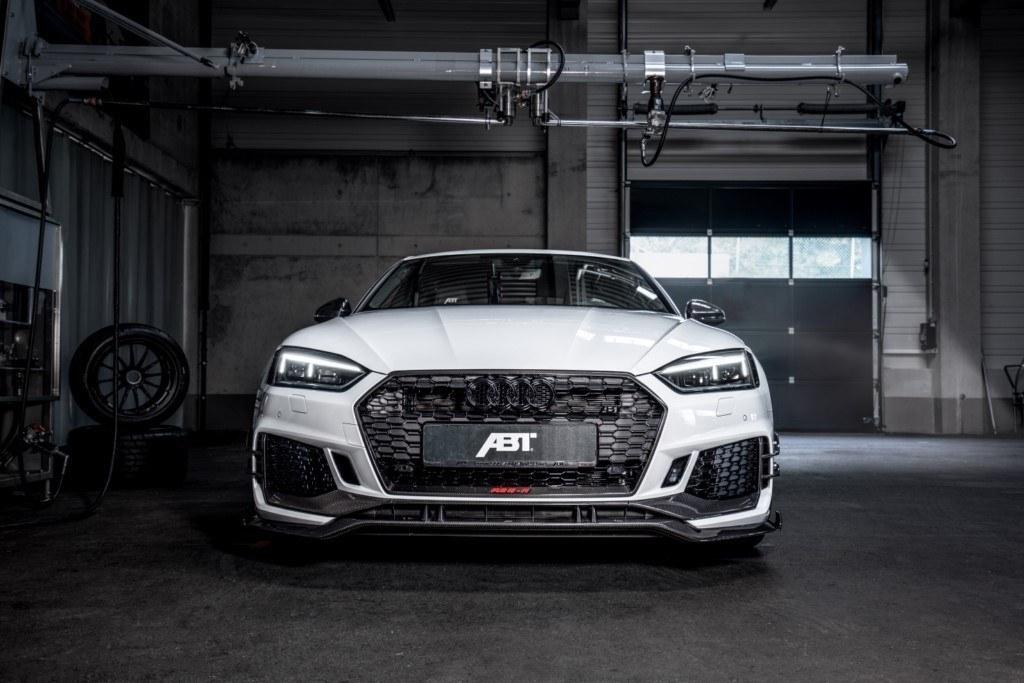 ABT RS5-R Sportback, la berlina deportiva de Audi alcanza un nuevo límite de potencia