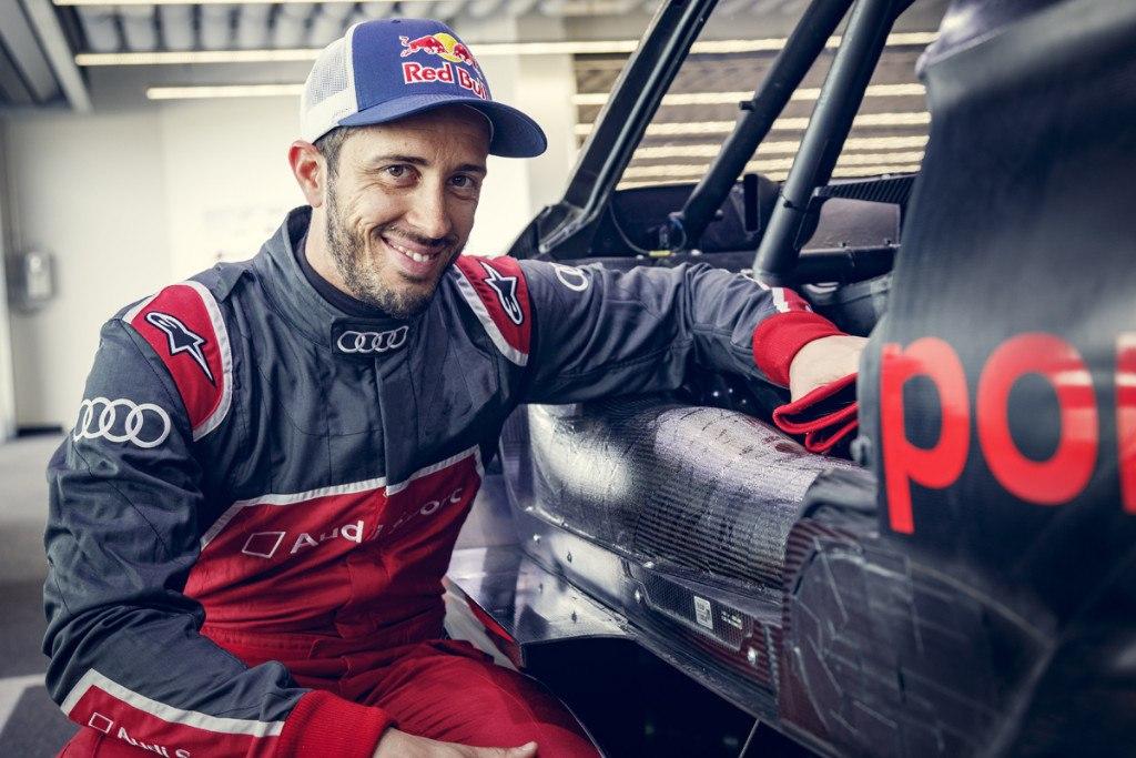 Andrea Dovizioso correrá con un DTM de Audi en Misano