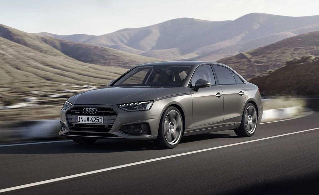 Nuevo Audi A4 2019, aspecto renovado y más tecnología