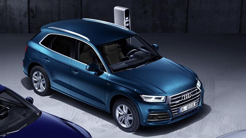 Audi Q5 TFSI e, el híbrido enchufable estará a la venta a partir de noviembre